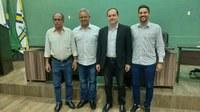 Eleição da Mesa Diretora da Câmara Municipal para o Anuênio de 2020